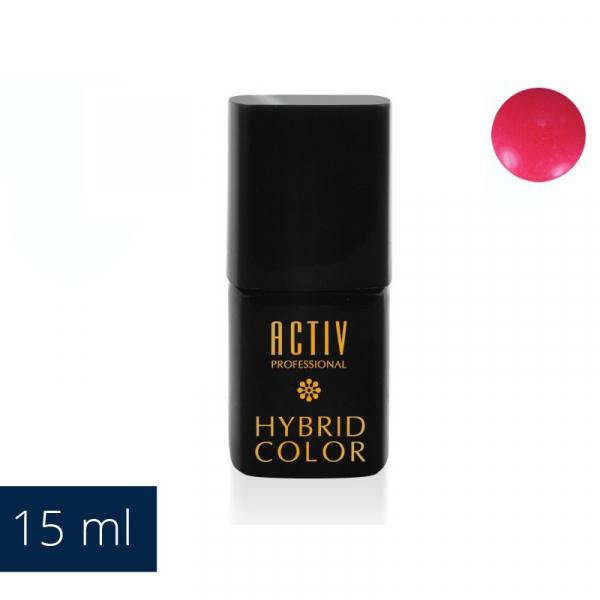 Lakier Hybryd UV LED B05 Mango Tango Ciemny Malinowy Róż 15ml #1