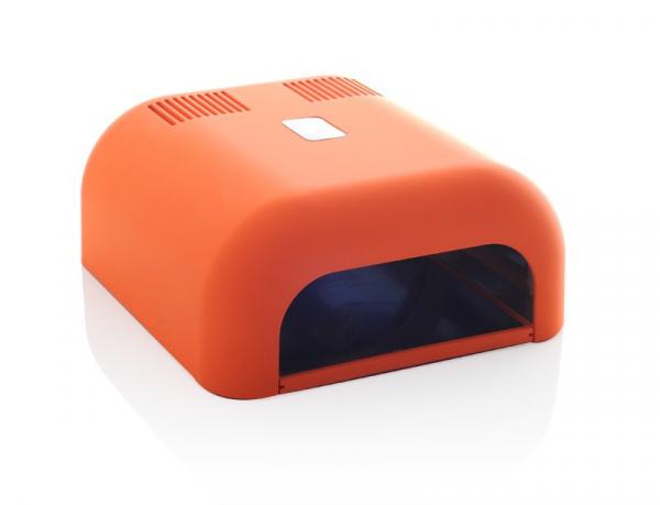 Lampa Uv 36W Timer Soft Orange Z Wysuwanym Dnem #1