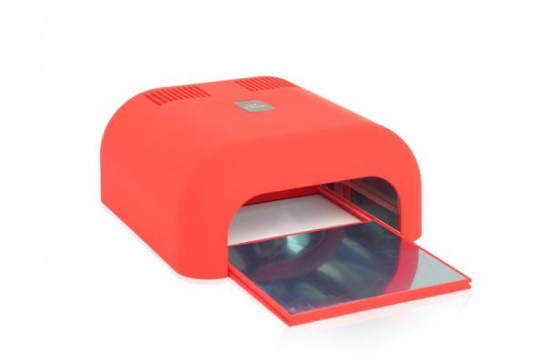 Lampa Uv 36W Timer Soft Red Z Wysuwanym Dnem #1