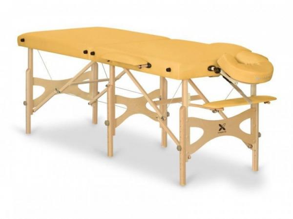 Stół do masażu Alba, Szerokość 60 cm (Stelaż Buk Naturalny) #1