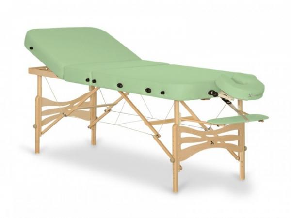 Stół do masażu Gallo Plus (Stelaż Buk Naturalny) #1