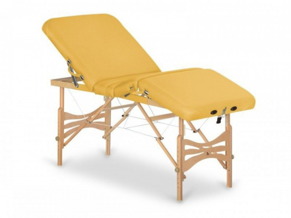Stół do masażu Xena (Stelaż Buk Naturalny) #1