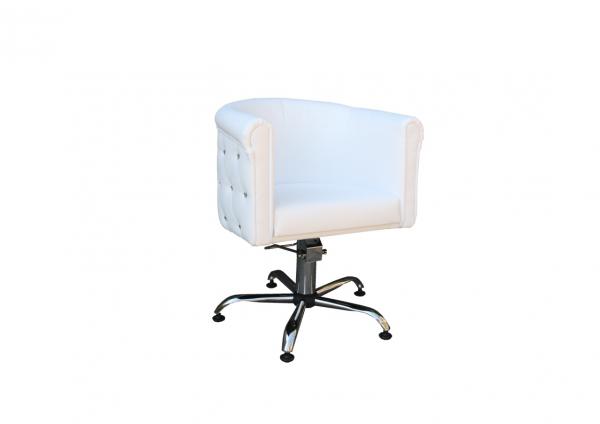 Fotel Kubełkowy Na Stopkach #1