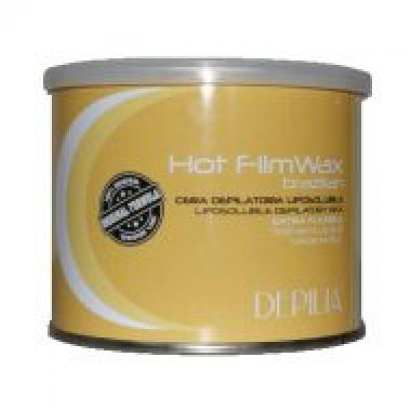 Depilia Brazilian Hot Filmwax 500 ml #1