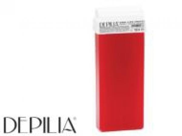 Depilia Delikatny Wosk Hipoalergiczny Owocowy 100 ml #1