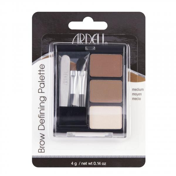Ardell Brow Pallet Medium - Paleta cieni do brwi #1