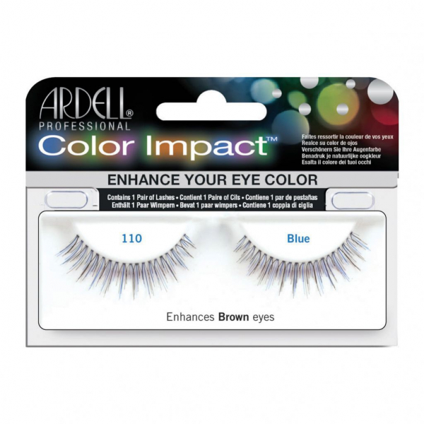 Ardell Color Impact #110 Blue #1