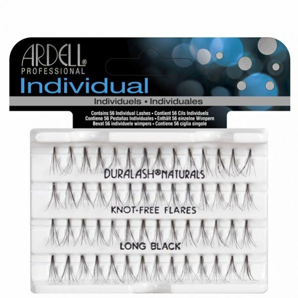 Ardell Individual Naturals Long Black #1