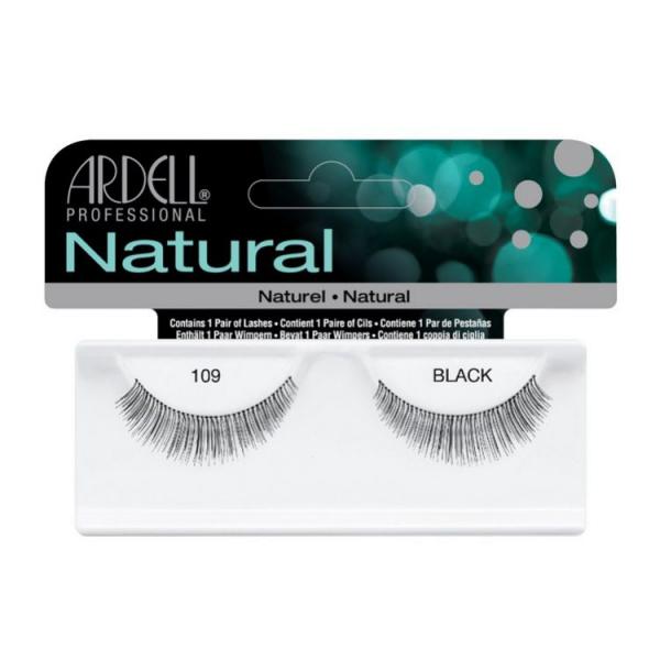 Ardell Natural #109 DEMI Black #1