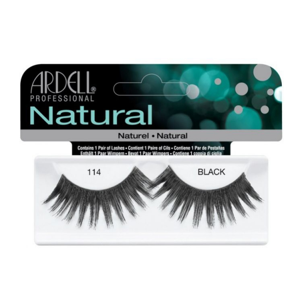 Ardell Natural #114 Black #1