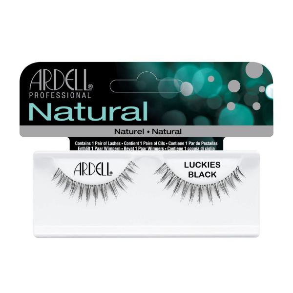 Ardell Natural Luckies Black #1