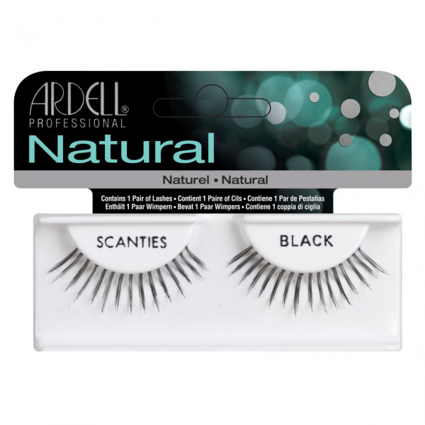 Ardell Natural Scanties Black #1