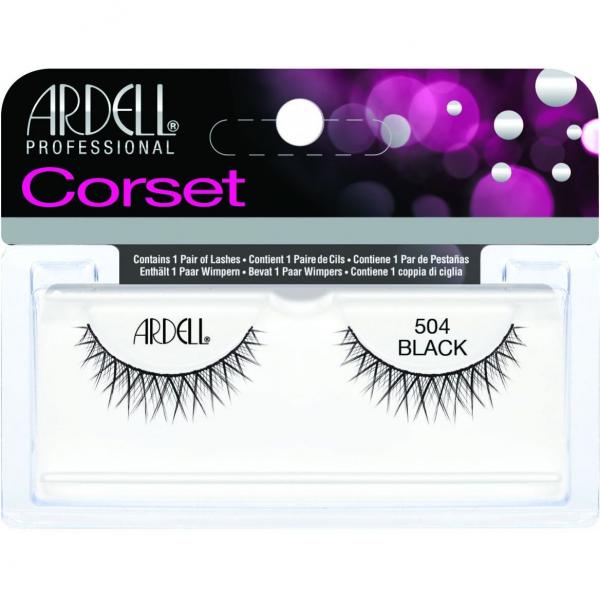 Ardell Pro Corset #504 Black #1