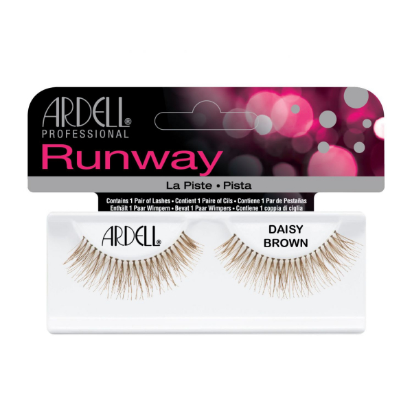 Ardell Runway DAISY Brown #1