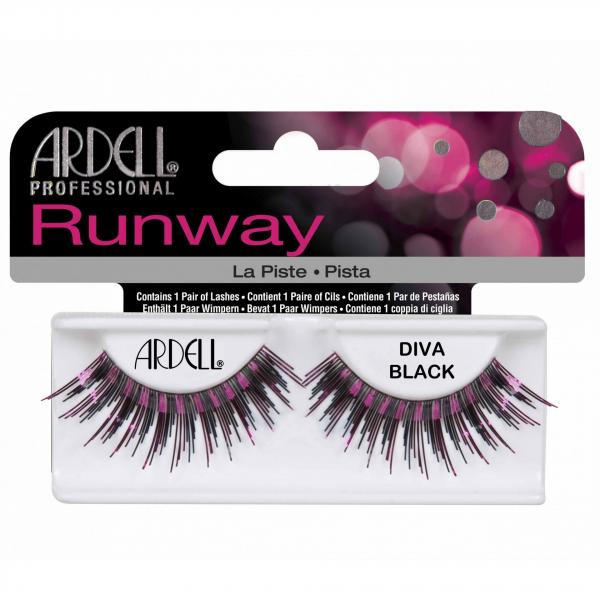 Ardell Runway DIVA Black #1