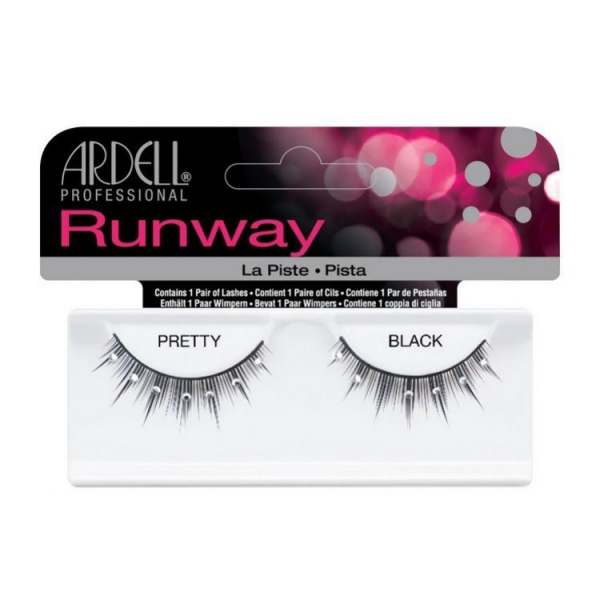 Ardell Runway PRETTY Black #1