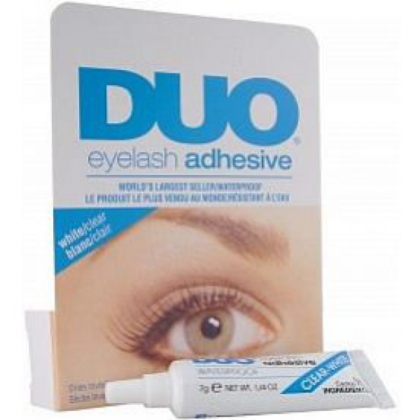 Klej do rzęs - DUO Eyelash Adhesive Clear 7 g #1