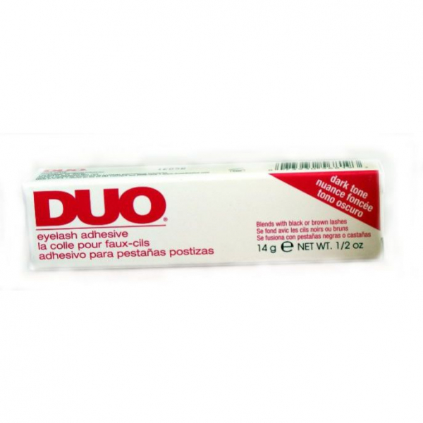 Klej do rzęs - DUO Eyelash Adhesive Dark 14 g #1