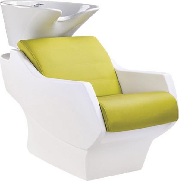 Myjnia Fryzjerska Technology Misa Biała, Z Masażem Wibracyjnym #1