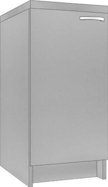 System Modułowy SD 40 Szafka Dolna, Płyta Zwykła #1