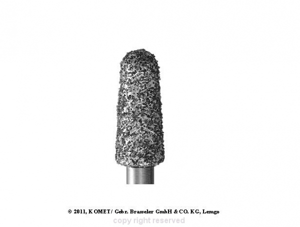 Frez Diamentowy Grube Ziarno Gruba Skóra I Paznokcie (6856.104.042) #1