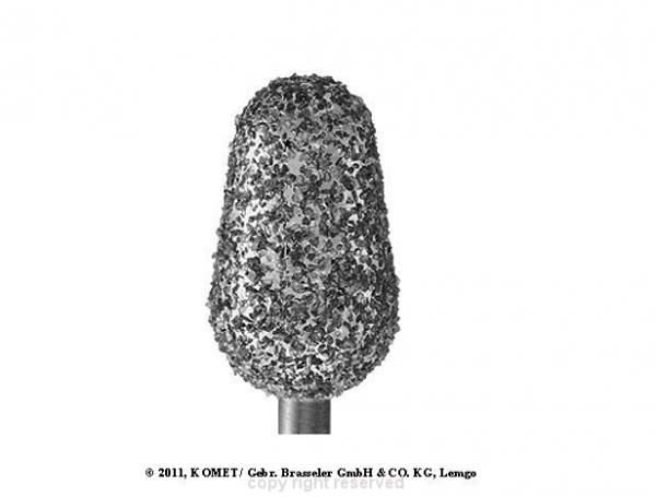 Frez Diamentowy Super Grube Ziarno Modzele, Grube Paznokcie (5369.104.090) #1
