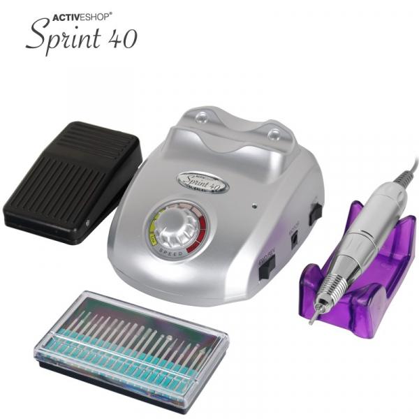 Frezarka Sprint 40 Srebrna #1