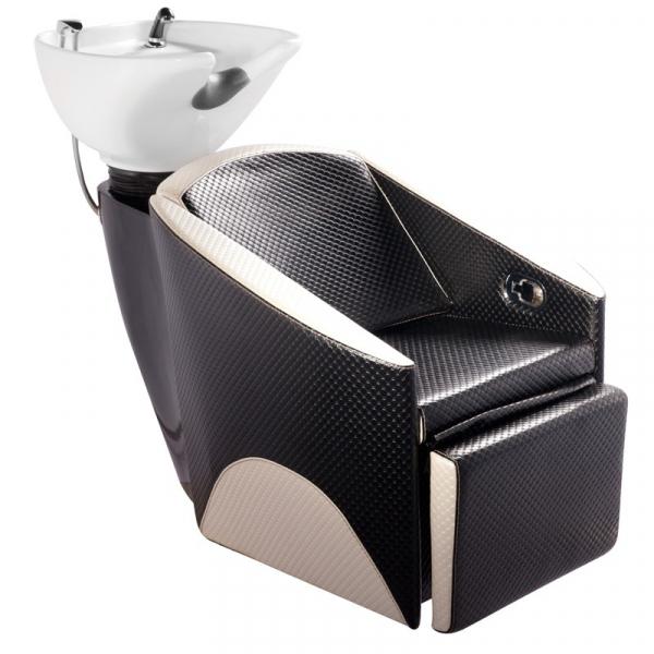Gabbiano Myjnia Fryzjerska Paryż Czarno - Beżowa #1