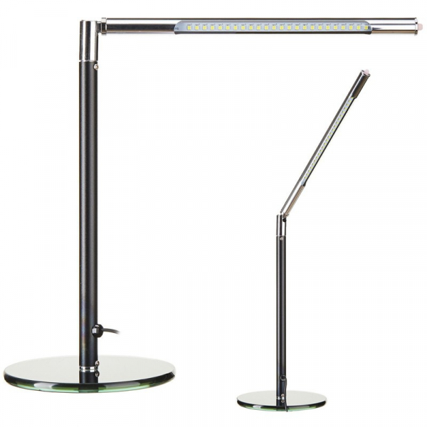 Lampa Led Na Biurko Ultra Slim Black #1