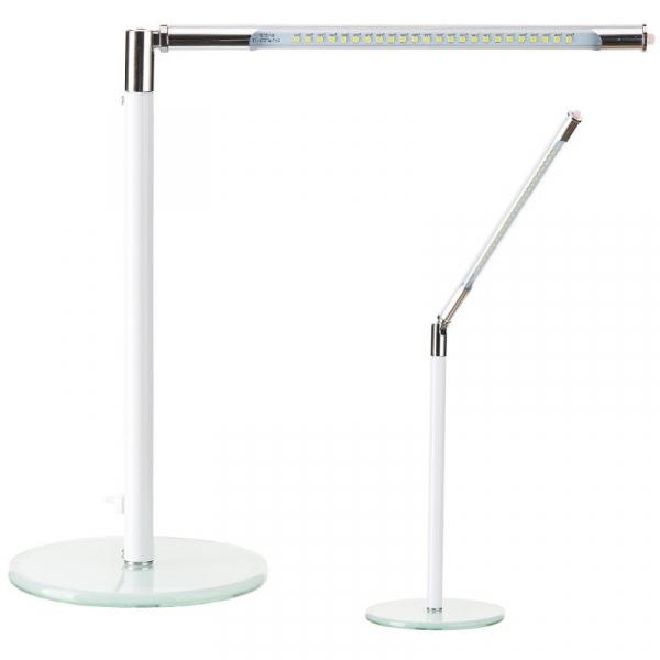 Lampa Led Na Biurko Ultra Slim White #1