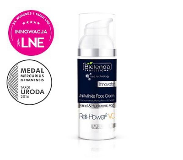Bielenda Anti-Wrinkle Face Cream – Przeciwzmarszczkowy Krem Do Twarzy, 50 ml #1