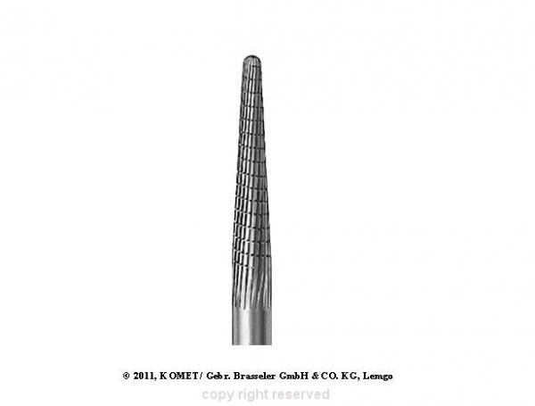 Frez Z Węglika Modelowanie Protezy, Wygładzanie Paznokci (H261fsq.104.023) #1