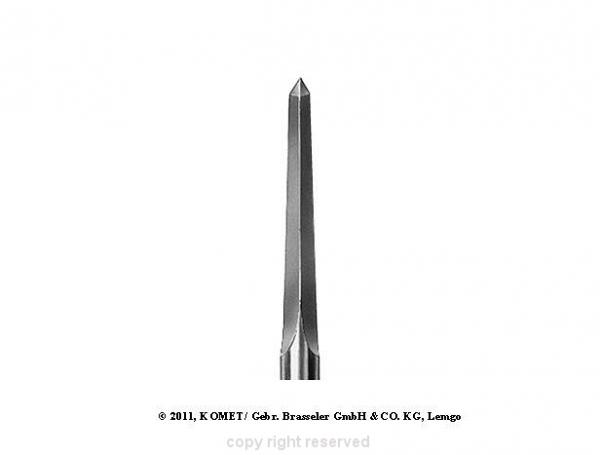 Frez Z Węglika Obróbka Ortez, Wykrawanie (H219.104.023) #1