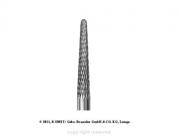 Frez Z Węglika Wygładzanie Płytki Paznokcia (H261ef.104.023) #1