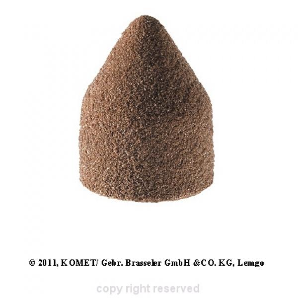 Kapturki Ścierne Do Pedicure Stożkowe 7mm (100szt.) 150 Gr Rabat 10% #1