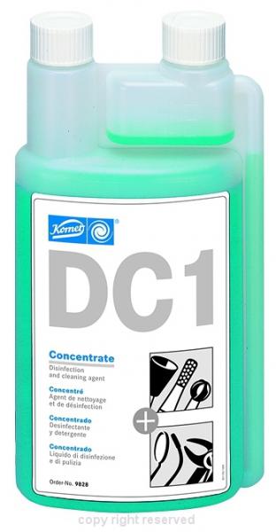 Koncentrat Płyn Do Dezynfekcji Komet Dc1 #1