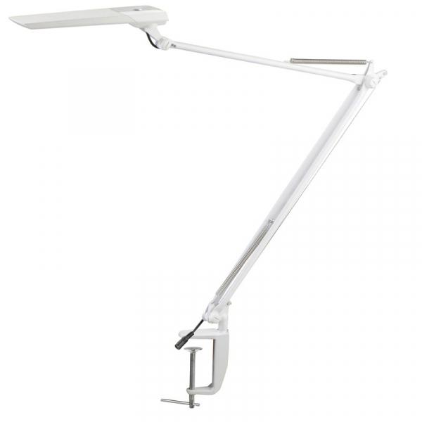 Lampa Led Na Biurko Moonlight Sensor Biała #1