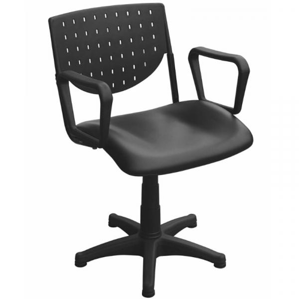 Gabbiano Fotel Fryzjerski A294 Czarny #1