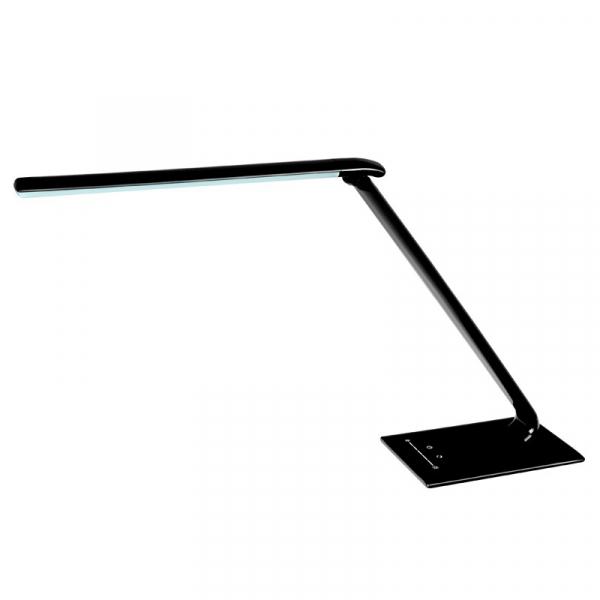 Lampa Led Na Biurko Elegante 7w Black #1