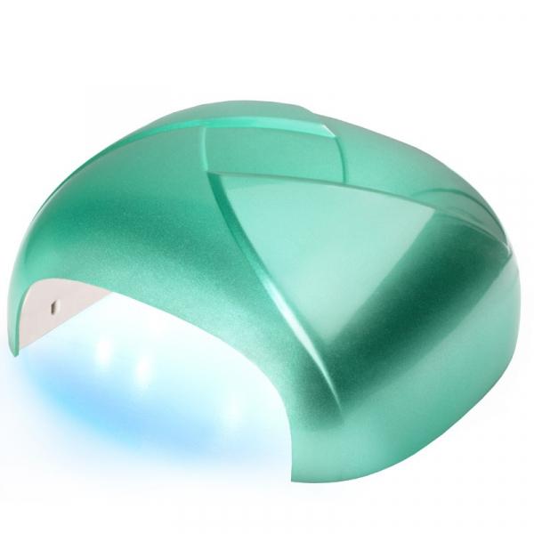 Lampa Twister Uv Dual Led 36w Timer + Sensor Zielona #1