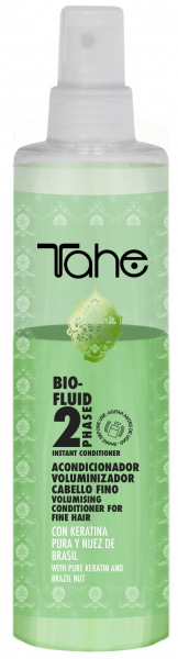 Tahe Dwufazowa Odżywka Zwiększająca Objętość W Sprayu Bio Fluid 2 Phase, 300 ml #1