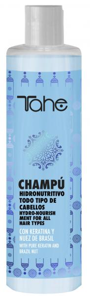 Tahe Szampon Intensywnie Nawilżający Bio Fluid 2 Phase, 300 ml #1