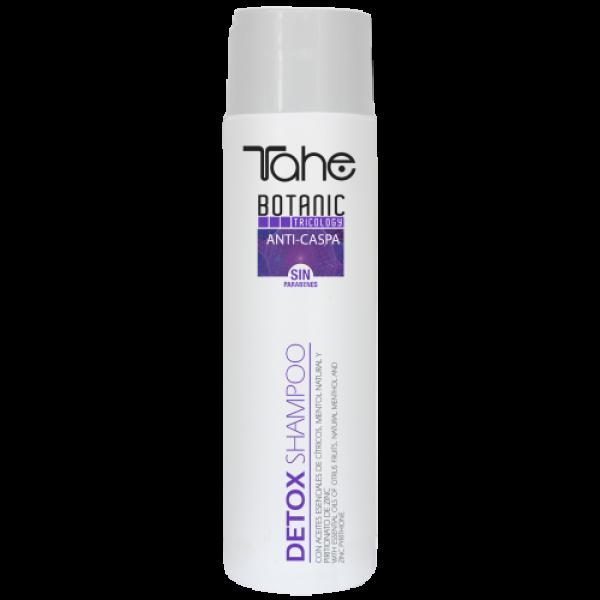 Tahe Szampon Przeciwłupieżowy Detox Shampoo, 300 ml #1