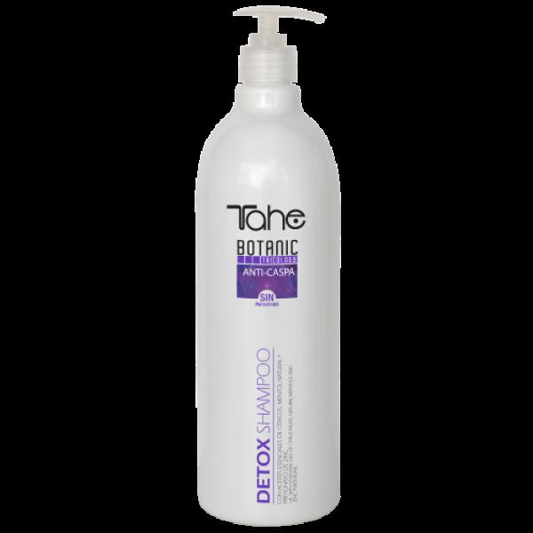 Tahe Szampon Przeciwłupieżowy Detox, 1000 ml #1