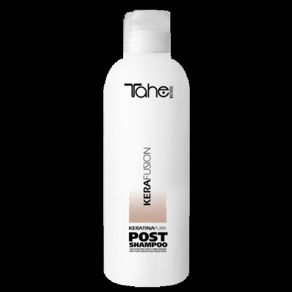 Tahe Szampon Do Pielegnacji Po Zabiegu Keratynowym Kerafusion Post Shampoo, 200 ml #1