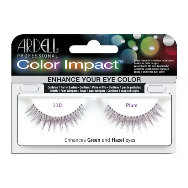 Ardell Color Impact #110 Plum #1