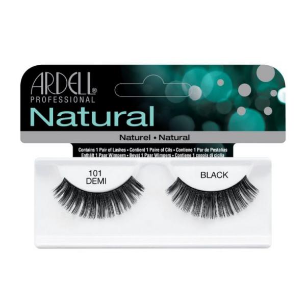 Ardell Natural #101 DEMI BLACK #1