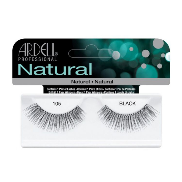 Ardell Natural #105 Black #1