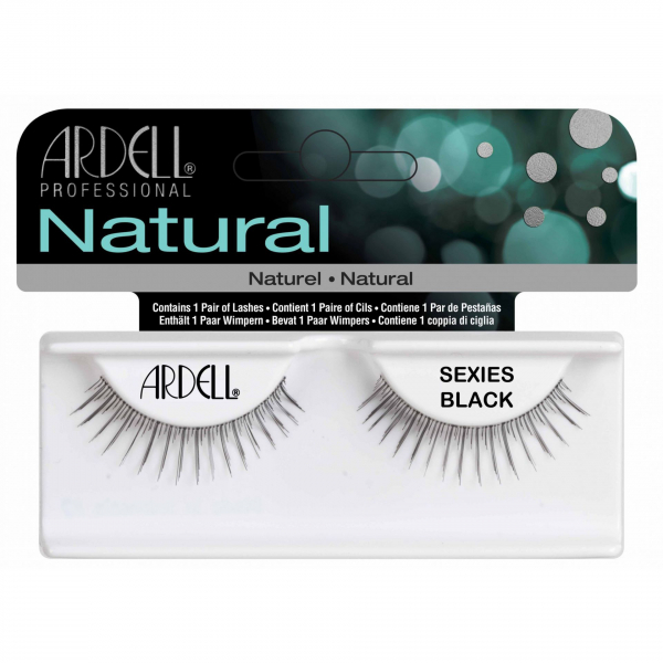 Ardell Natural Sexies Black #1