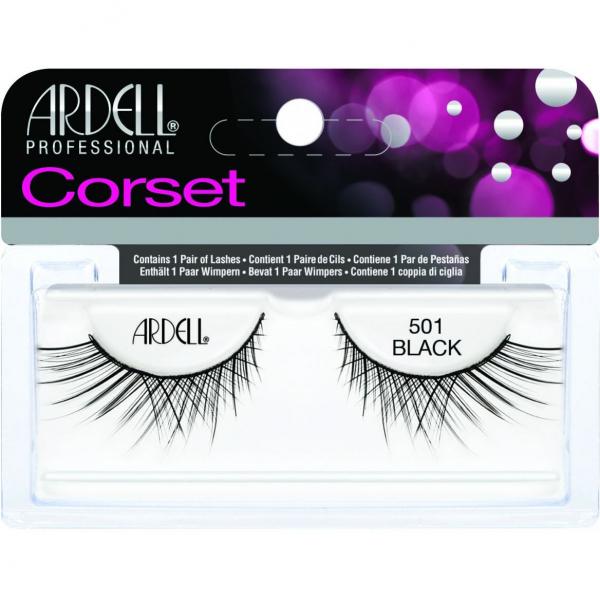 Ardell Pro Corset #501 Black #1